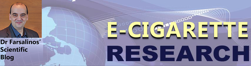 Using electronic cigarettes with copd